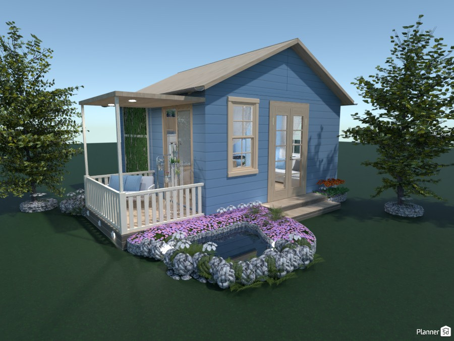 Casa pequeña (a) 4997518 by Hall Pat image