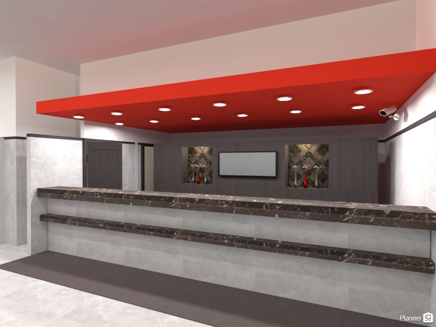 Hotel Reception 4335652 by modelle b image