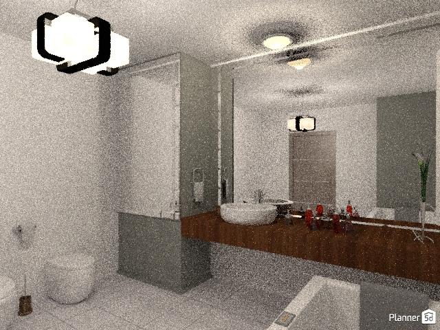 Небольшой загородный дом. 67584 by Milena image
