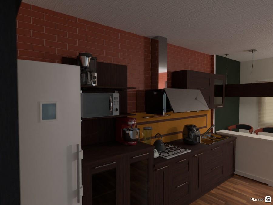 cozinha ap 3008967 by Katharine Dias image