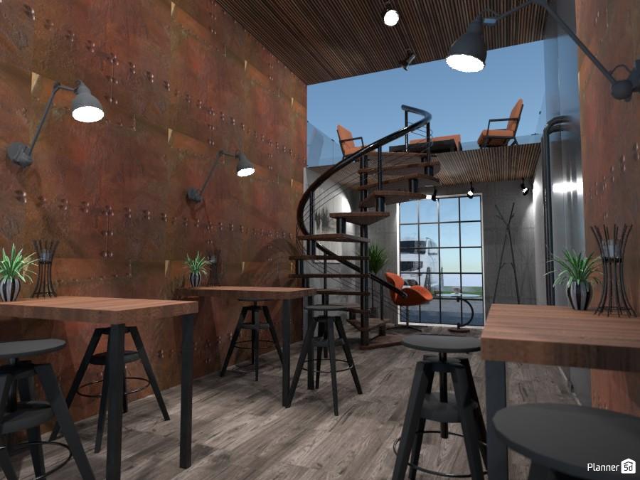 CITY CAFE 3446718 by Valery G. image