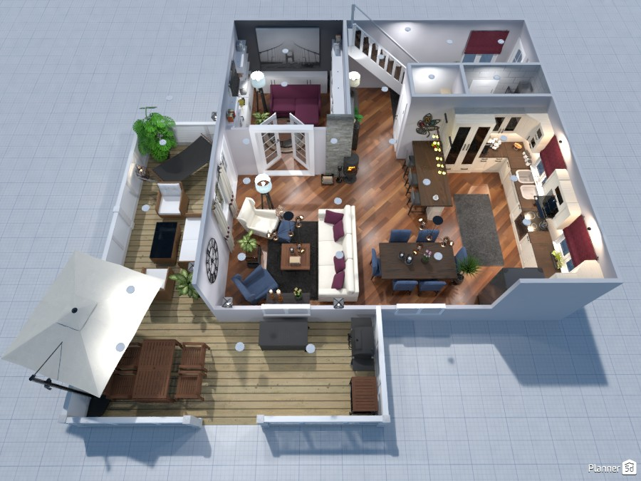 House project 80511 by Arnie image