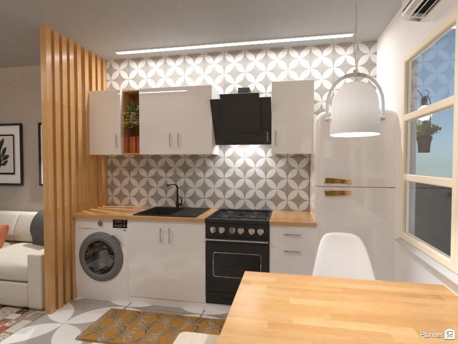 5X5 Mq: Kitchen 4343302 by Moonface image