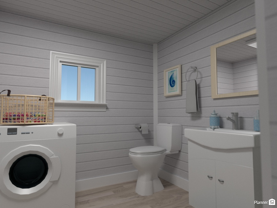 Luxurious Tiny House With A Split Level Floor Plan 69568 by Micaela Maccaferri image