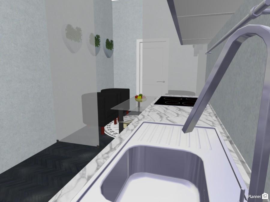 Кухня-столовая 79786 by XL image