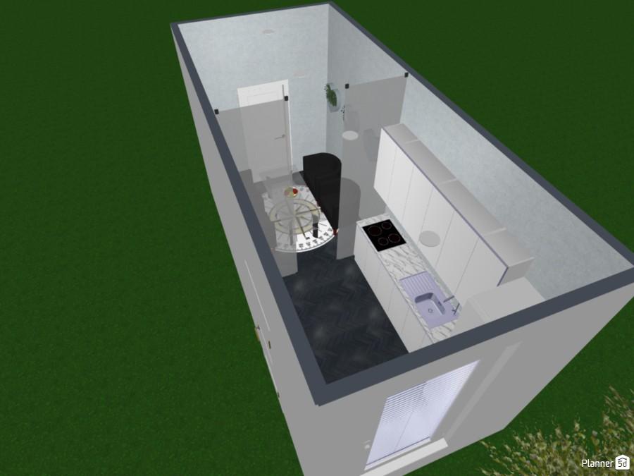 Кухня-столовая 79357 by XL image