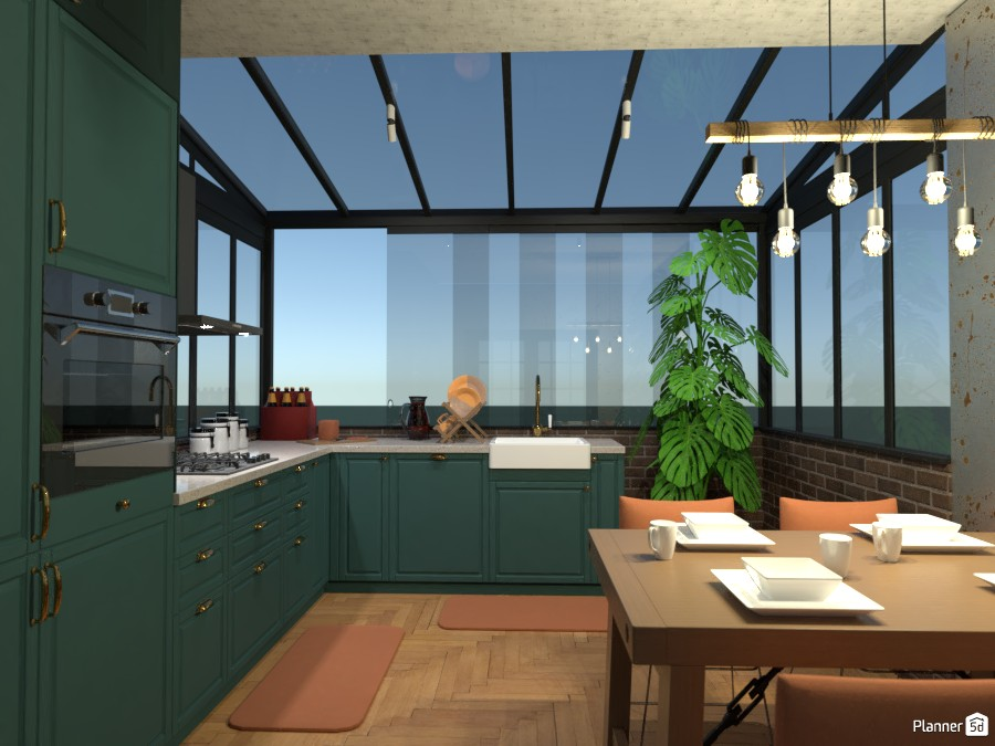 cocina industrial 3401497 by Jessica✅ image