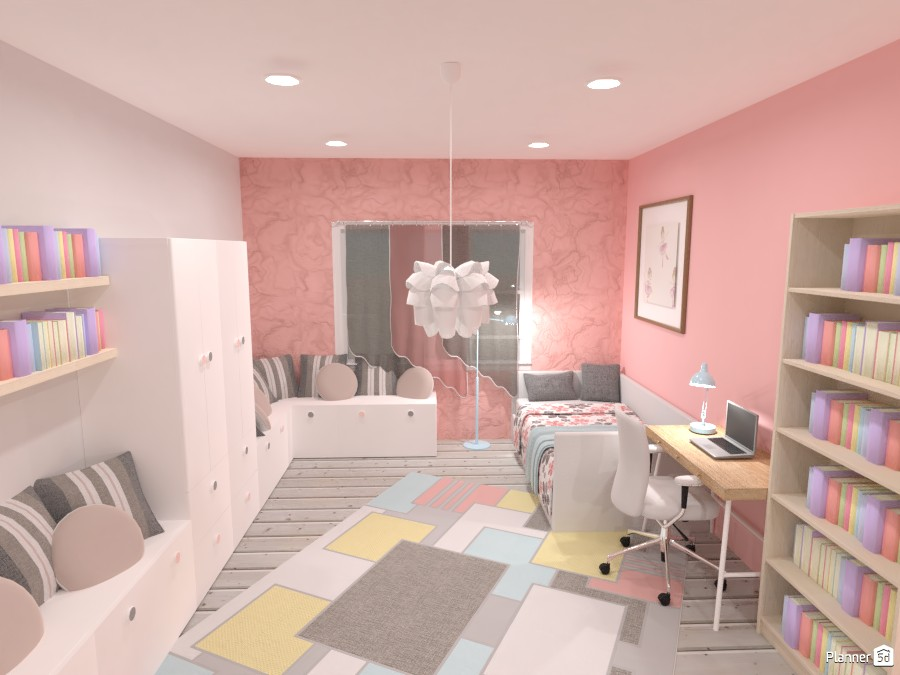 Children's bedroom 4511271 by Mia image