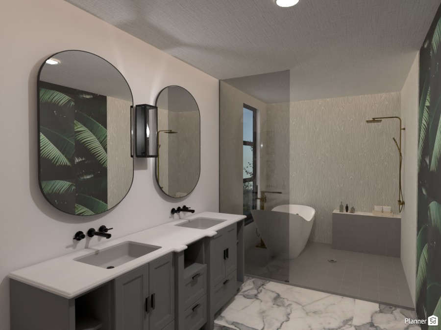 Luxurious Bathroom 4298535 by Isabel image