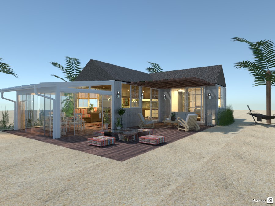 Beach House 2020 #1 3459892 by M SECK image