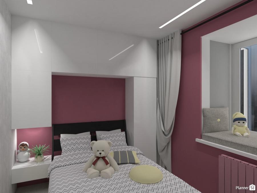 Дизайн детской комнаты 2742002 by Татьяна Максимова image