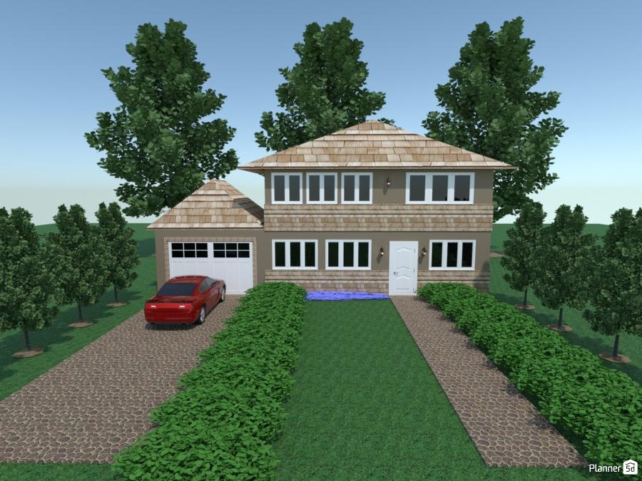 shake house n garage 2229896 by Joy Suiter image