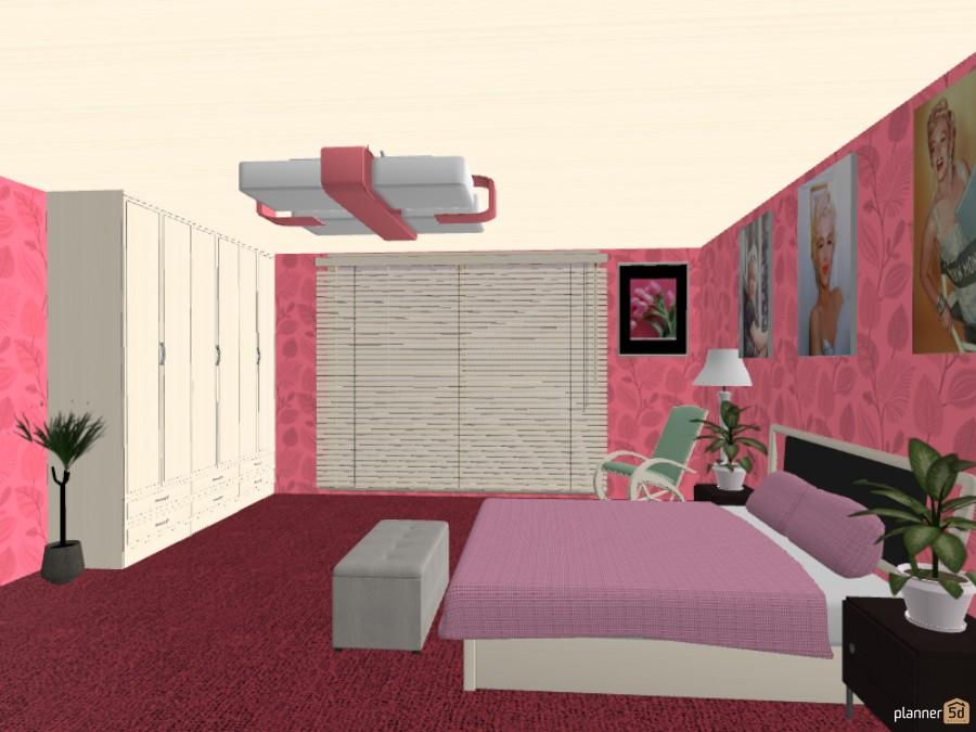 Apartment floor plan 2 54148 by LeeLow image