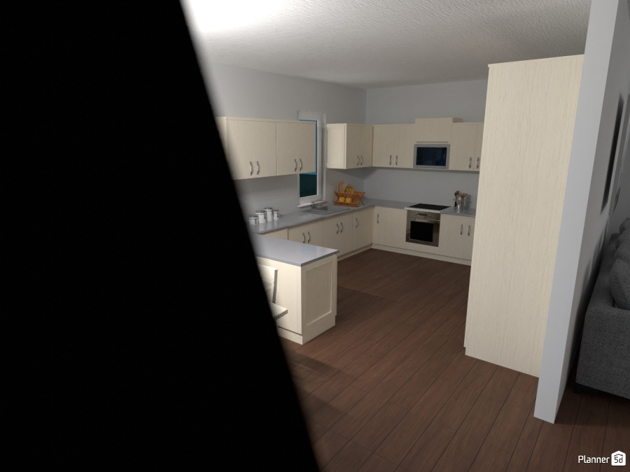 Kitchen Cutoff 2622352 by Dillon Paulson image