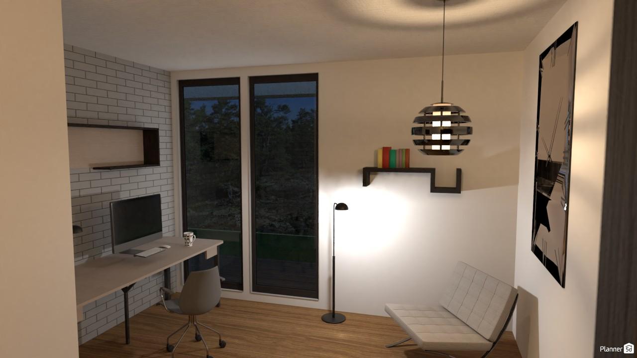 Modern House 3845354 by Secondsim image