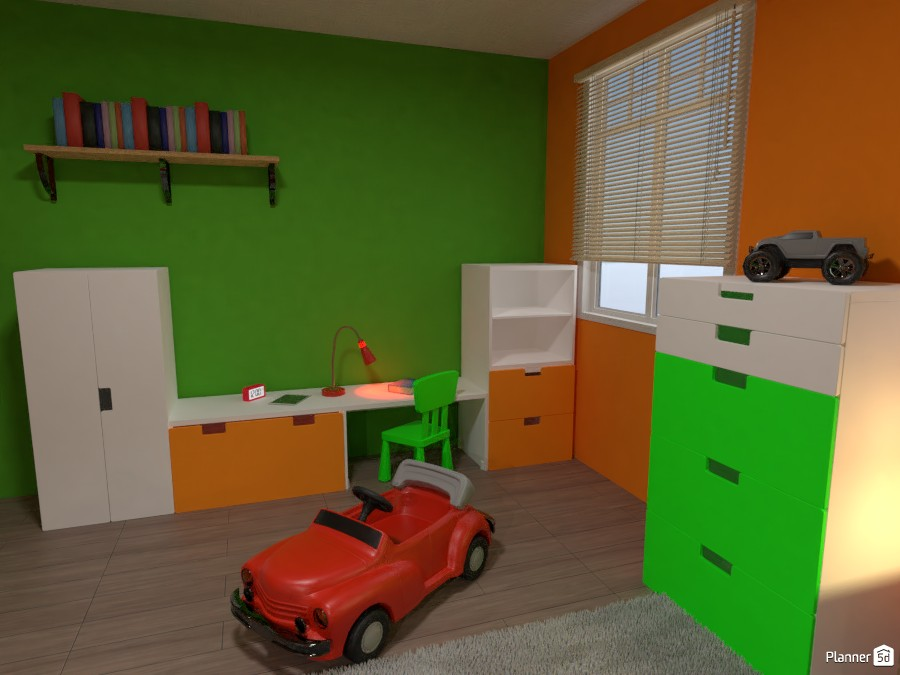 Boys bedroom 86117 by User image