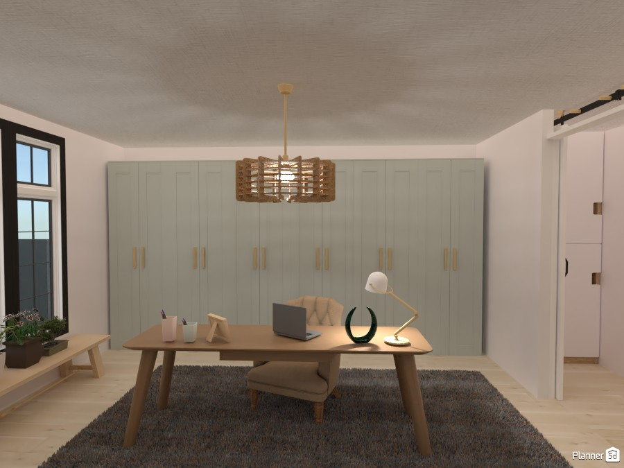 Ella's Farmhouse: Home Office 4492224 by Isabel image