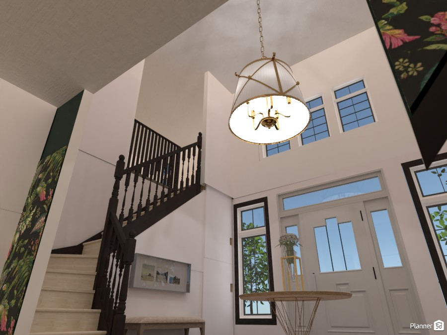 Ella's Farmhouse: Updated Entryway 4492451 by Isabel image