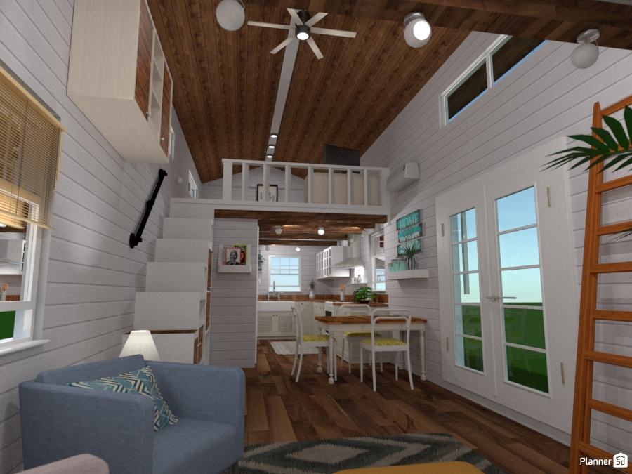 The New Tiny House 71006 by Micaela Maccaferri image