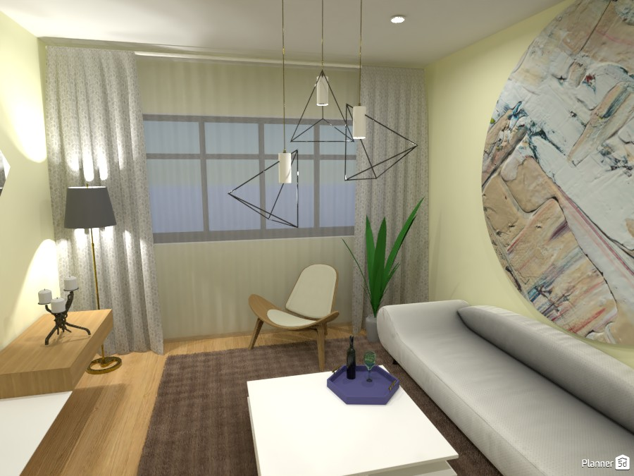 Simple living room 4749146 by Born to be Wild image