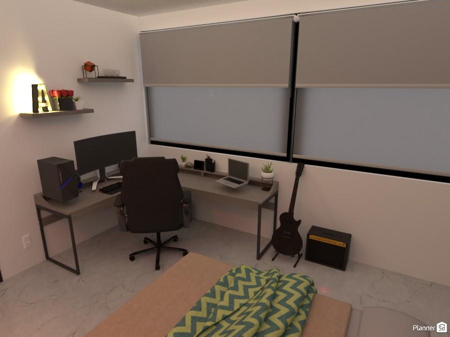 dormitorio 4864753 by User 23260720 image