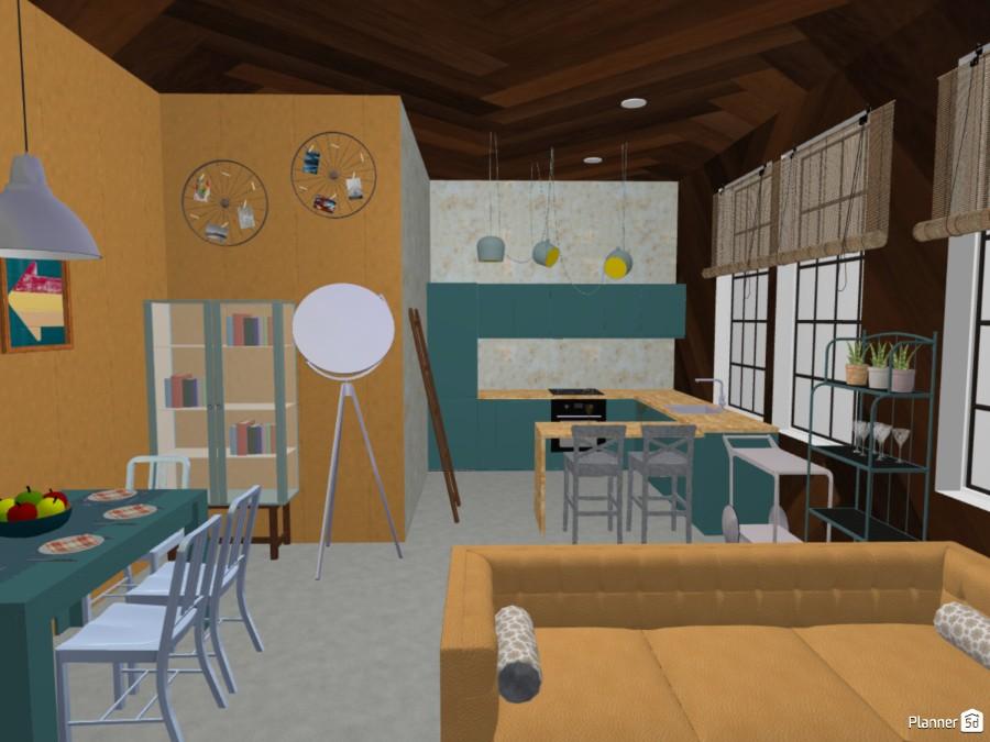 A Loft Interior Apartment !!! 85771 by Mehaanshi image