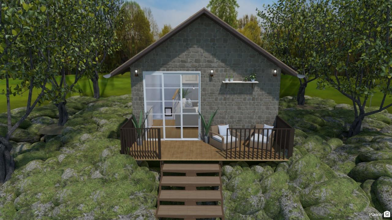 Casa sencilla. 4453389 by Hall Pat image