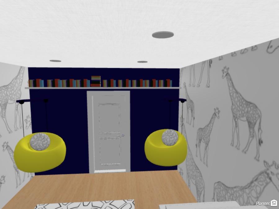 Bedroom 87749 by The Genius Of Design image