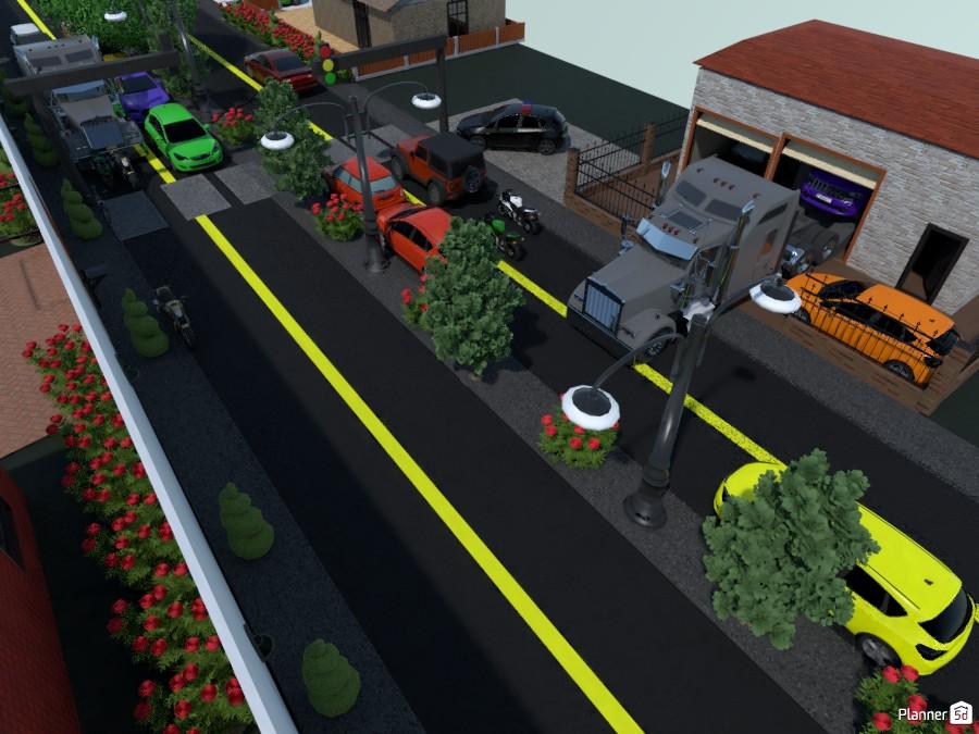 Small city 81191 by ABDULQOUDOUS image