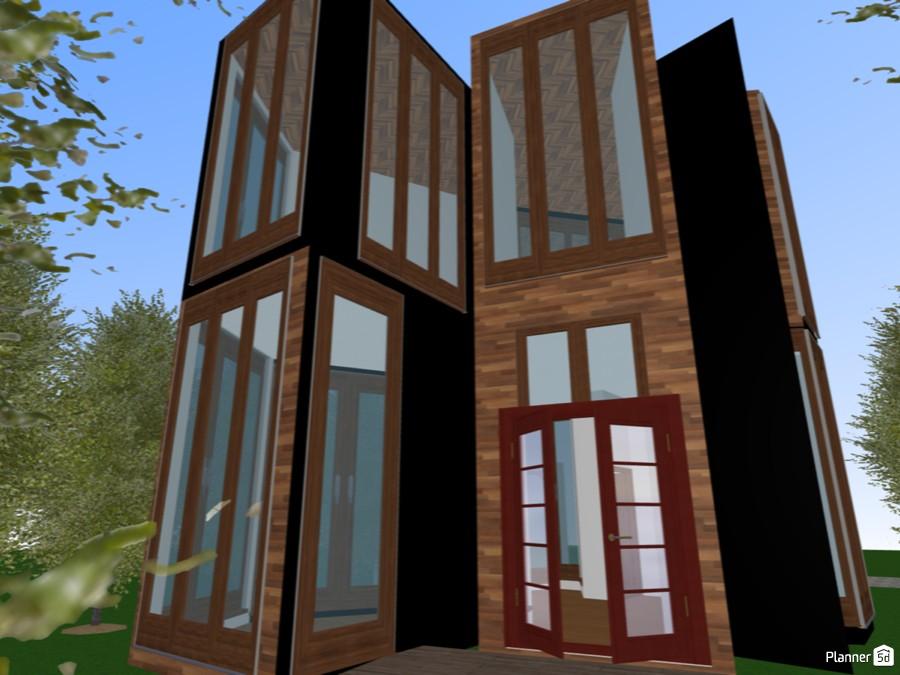 modern house 86331 by Merin Vlcek image