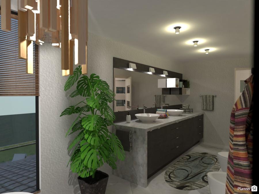 Villa Erika: Bathroom 3589153 by Moonface image