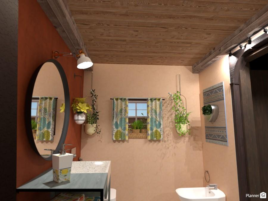 Tiny House : Bath #2 4675611 by Moonface image