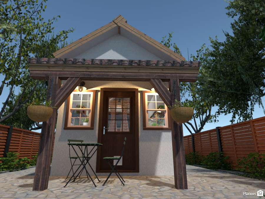 Tiny House : Front 4676219 by Moonface image