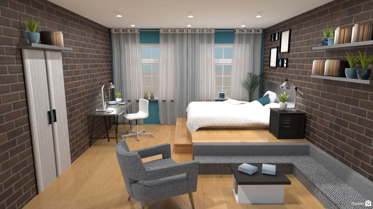 Bedroom | Batalla de diseño. 4577198 by Hall Pat image