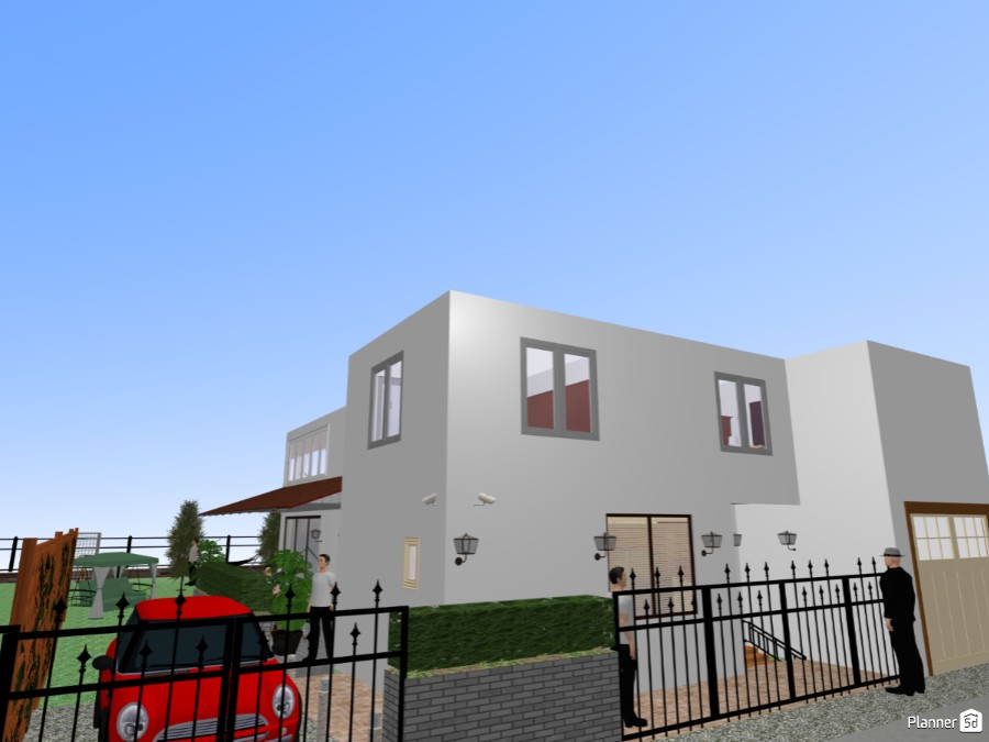 New House Project 73232 by Alex image
