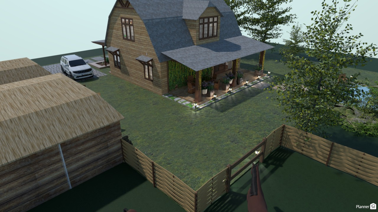 Old farm house 4933807 by User 6394118 image