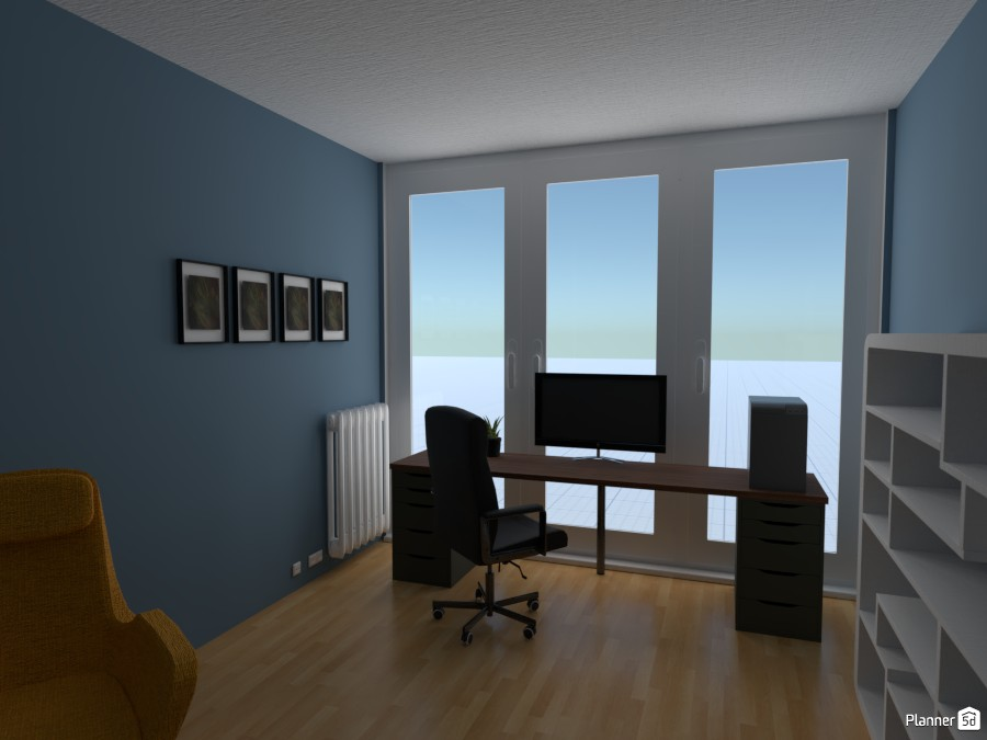 Arbeitszimmer 2988674 by Nil-Tsung image