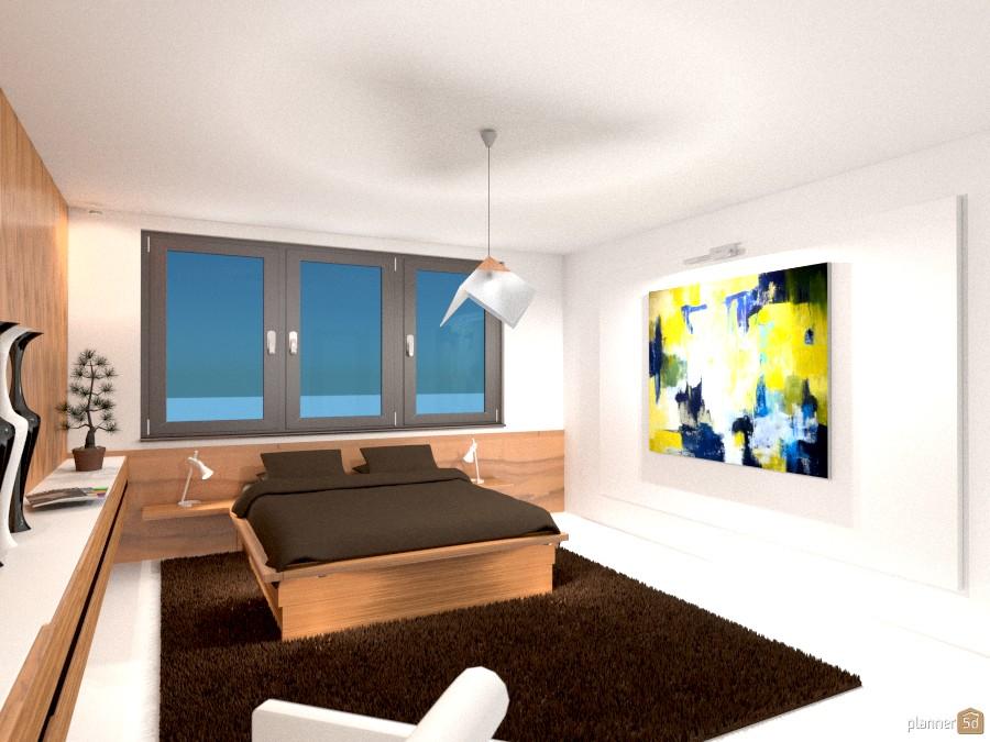 Zen - Modern Wood contemporary bedroom 936814 by Yordan Radev image