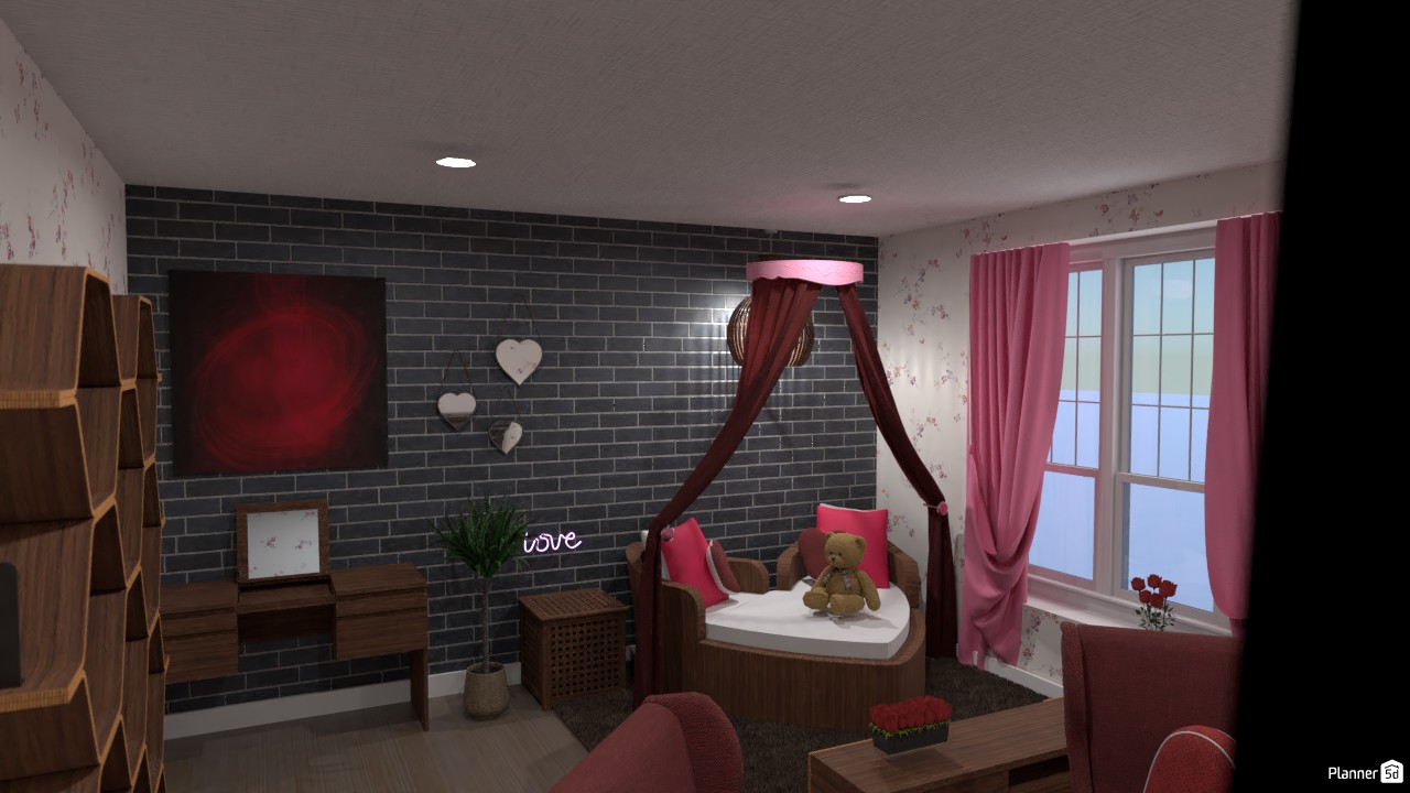 Bedroom 84666 by Anonymous :) image