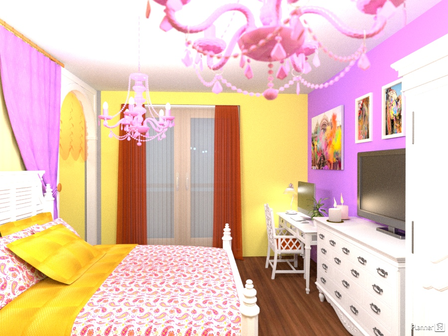 GIRL ROOM 1832262 by M SECK image
