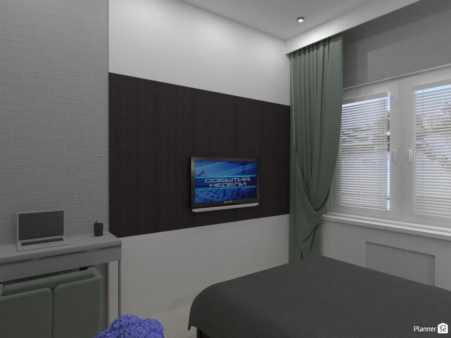 Дизайн гостиничного номера 2099124 by Татьяна Максимова image