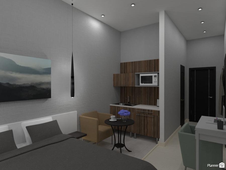Дизайн гостиничного номера 2099131 by Татьяна Максимова image