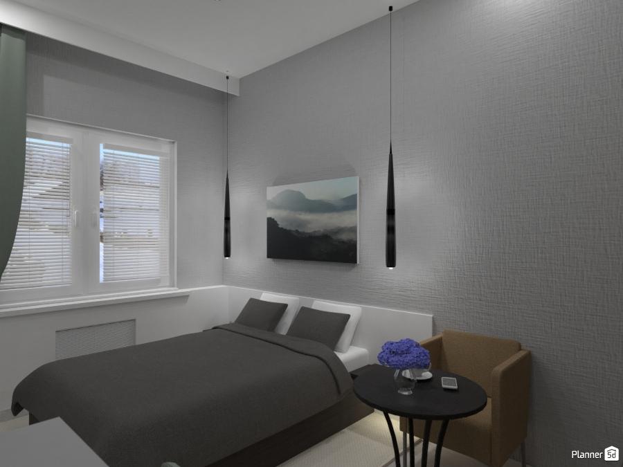 Дизайн гостиничного номера 2099140 by Татьяна Максимова image