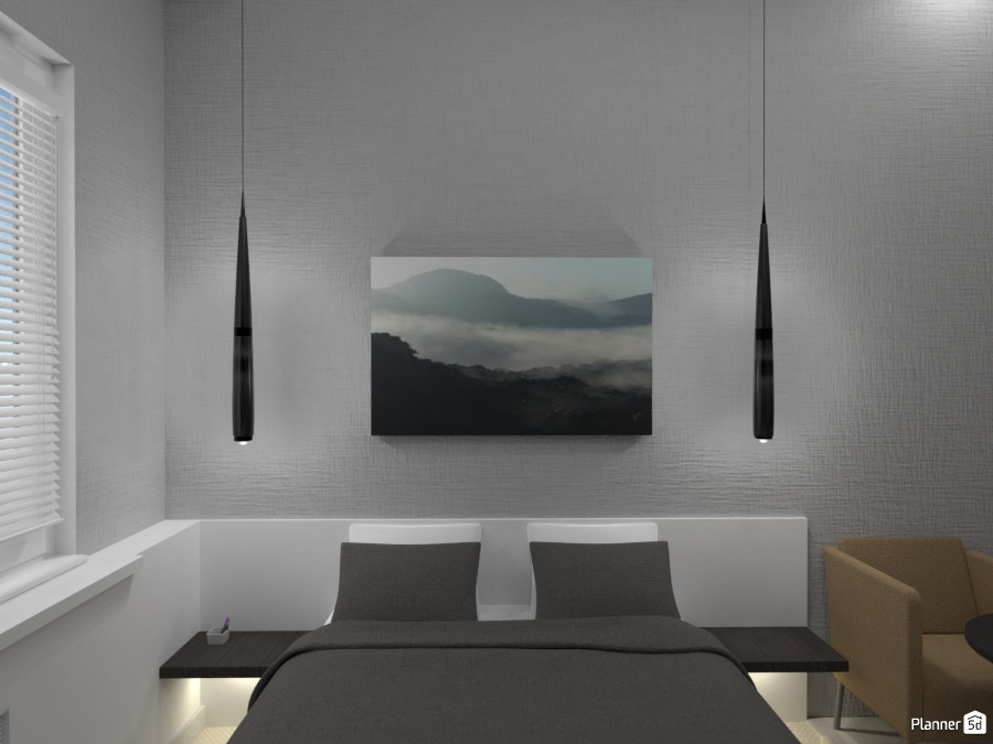 Дизайн гостиничного номера 2099149 by Татьяна Максимова image
