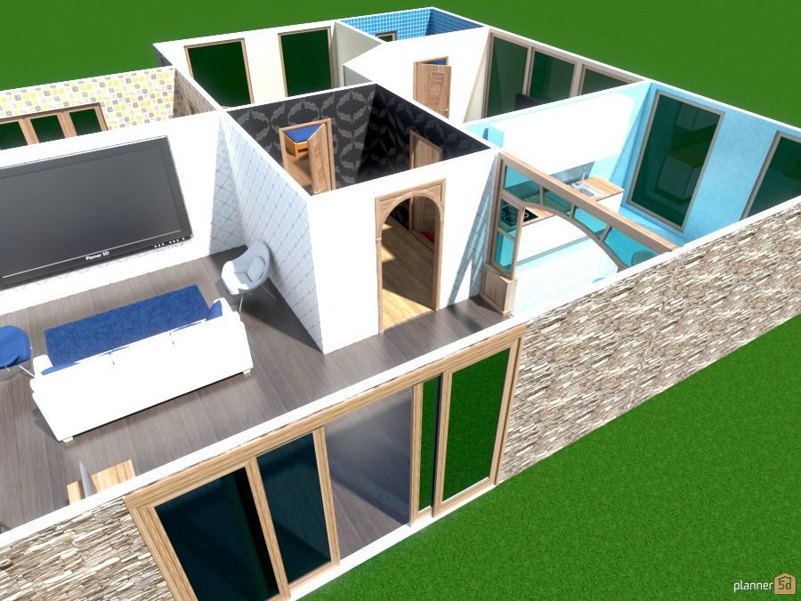 casa moderna (luxs) 49771 by lukas image