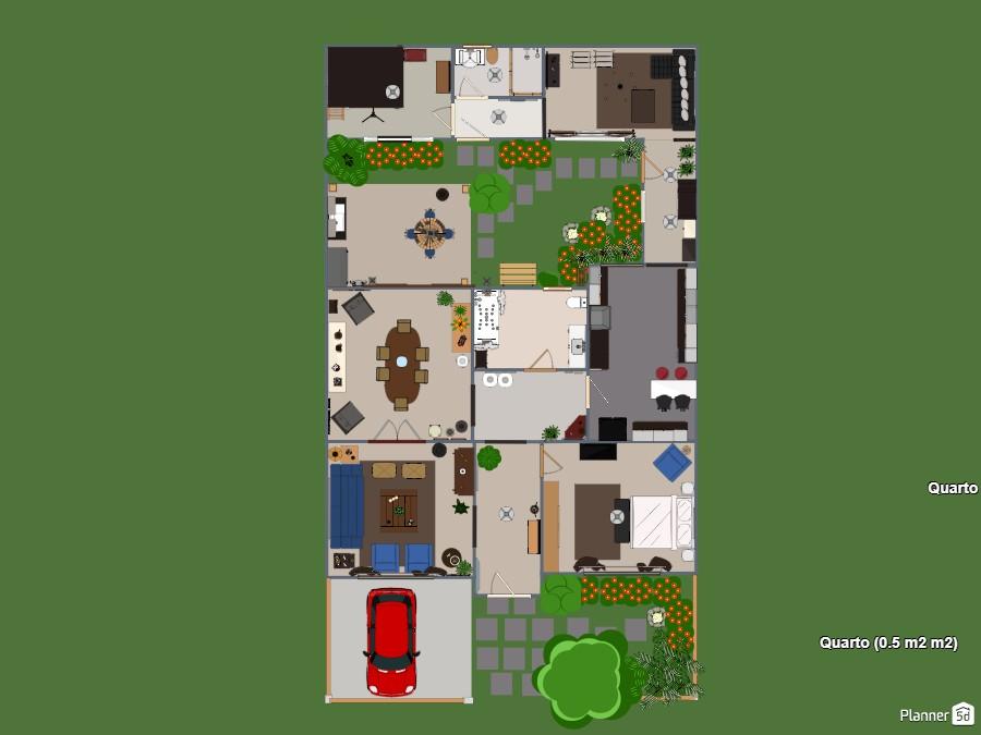 casa bem distribuida 72079 by val image