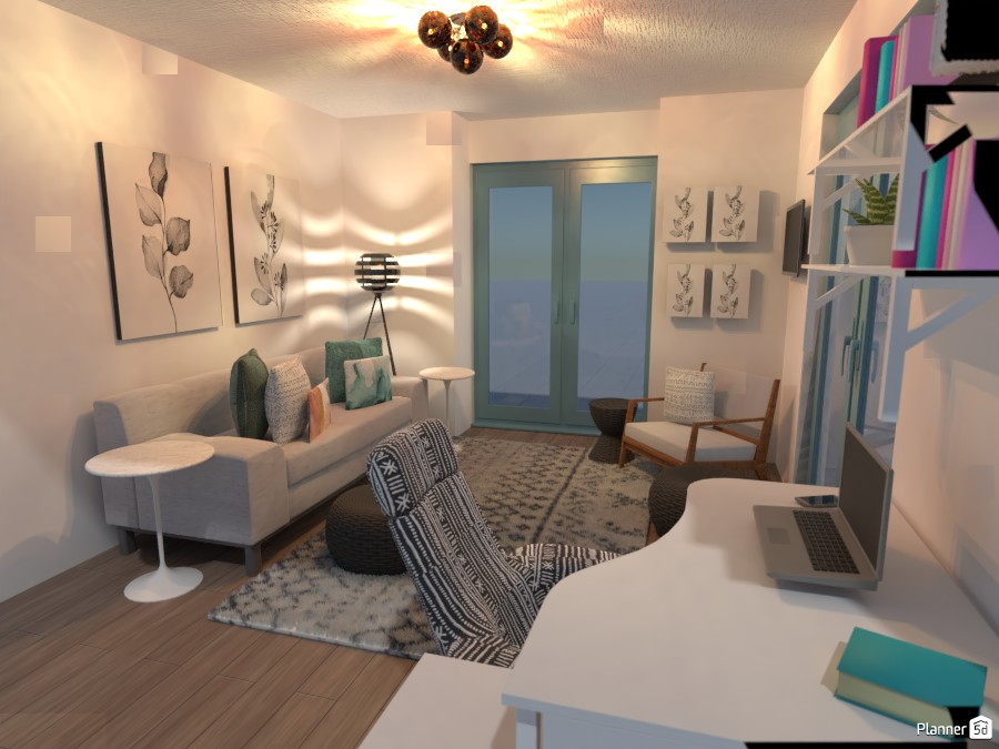 Home Office/ Guest Room 4202384 by HB image