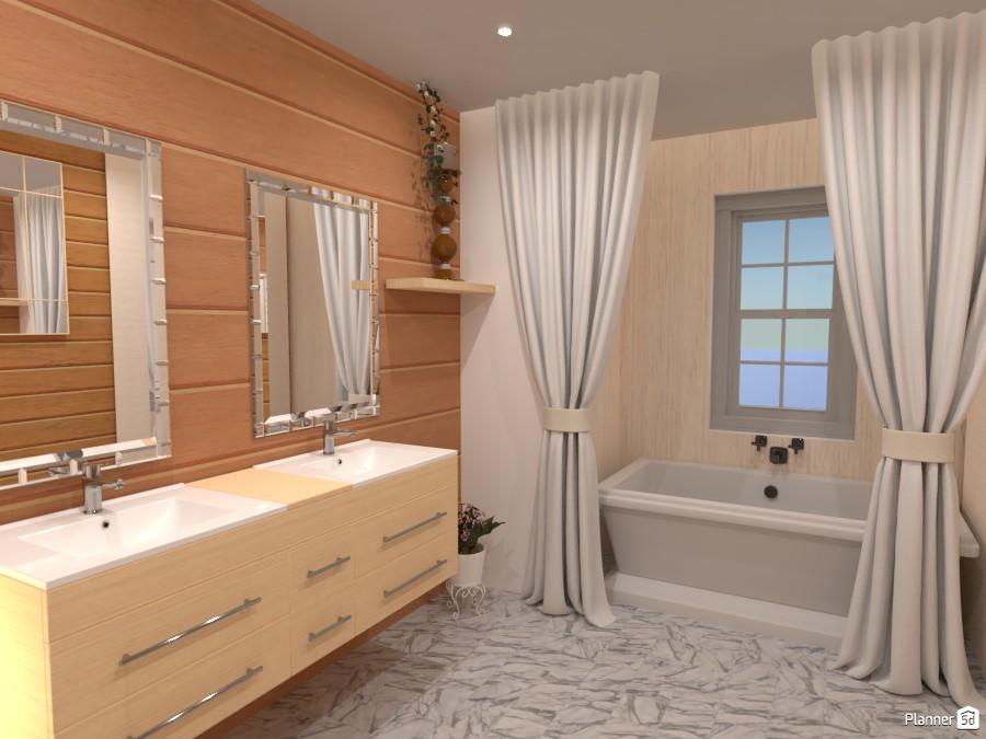 Classic Bathroom 4917364 by Mark image