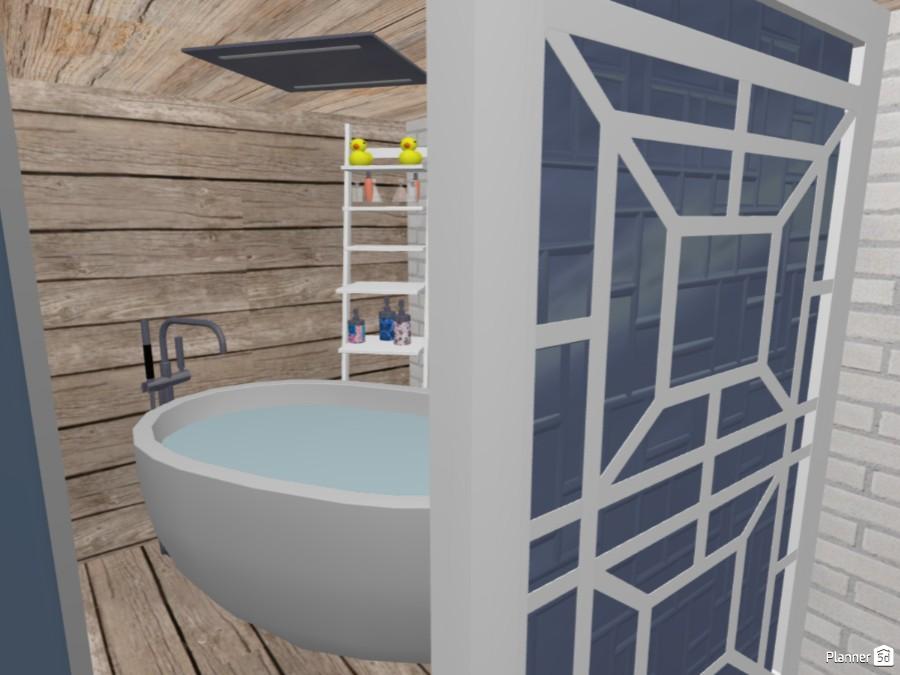 Small Loft Apartment 71156 by Mardilyn McCellan image