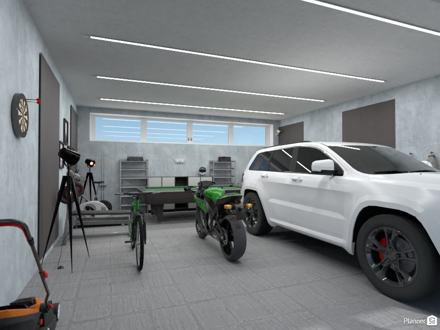 Garage 4414578 by Shriya image